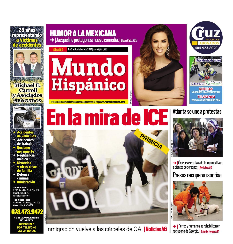 En la mira de ICE by MUNDO HISPANICO - issuu