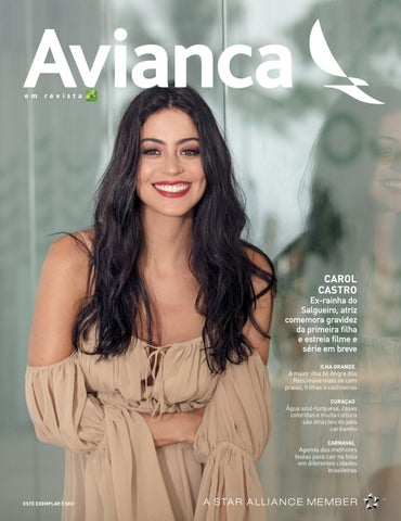 79 carol castro by avianca em revista issuu page 1 fandeluxe Gallery