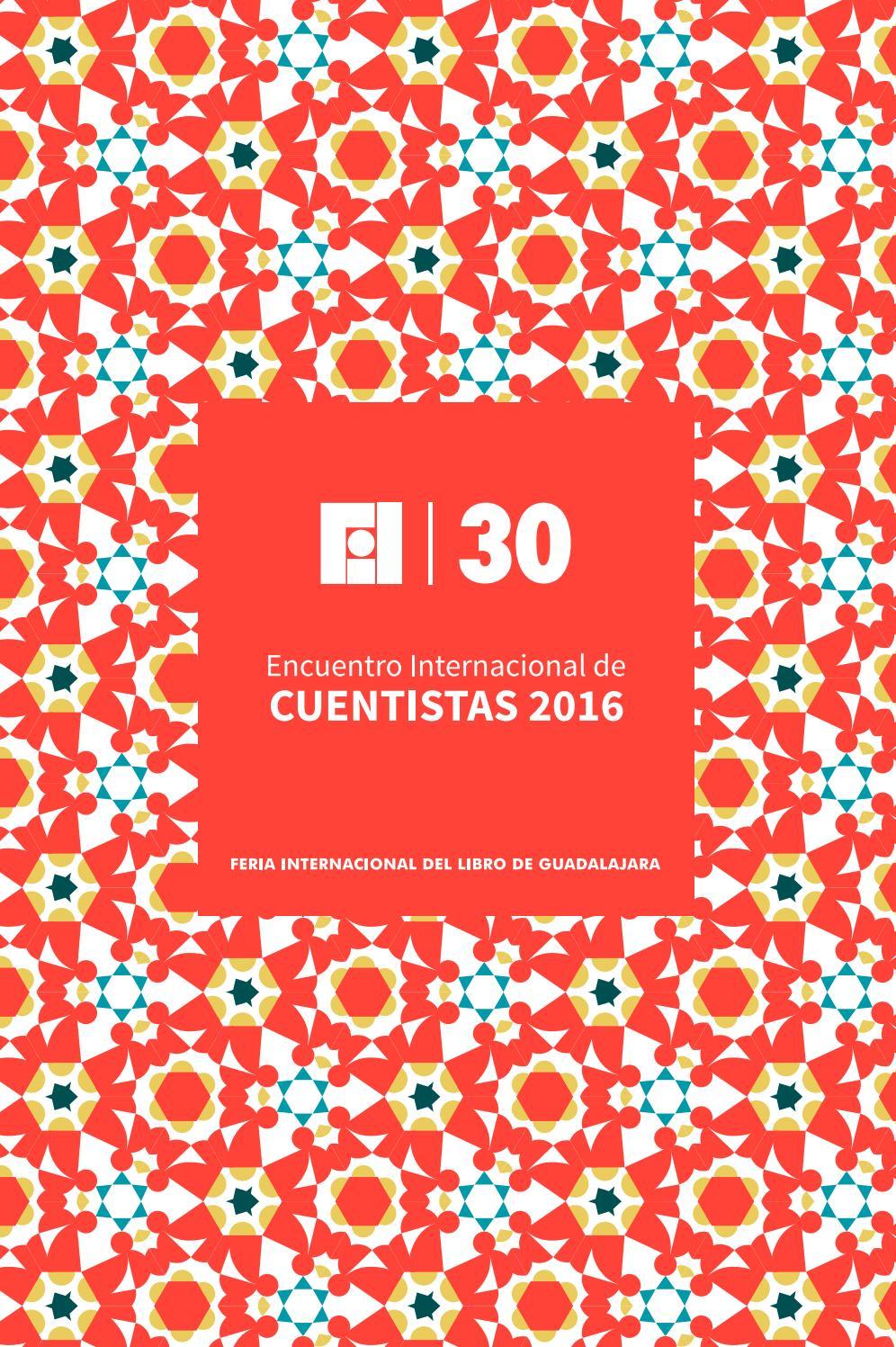 Fil Cuentistas 16 By Feria Internacional Del Libro De