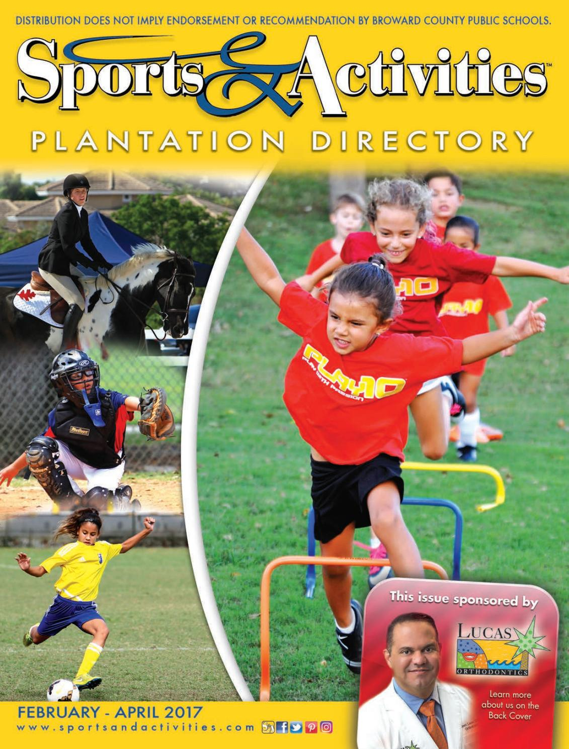 Plantation Sports & Activities Directory by Sports & Activities Directory -  issuu