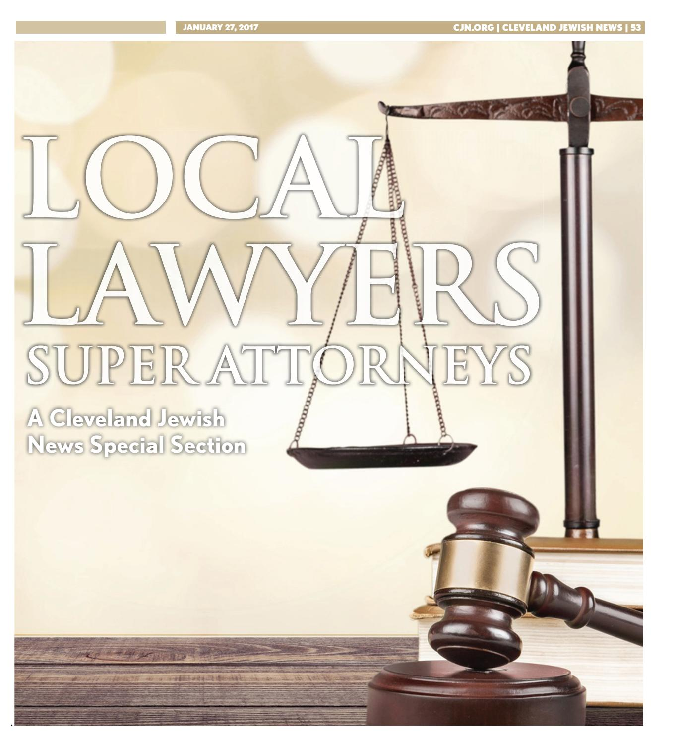 Local Lawyers Super Attorneys By Cleveland Jewish