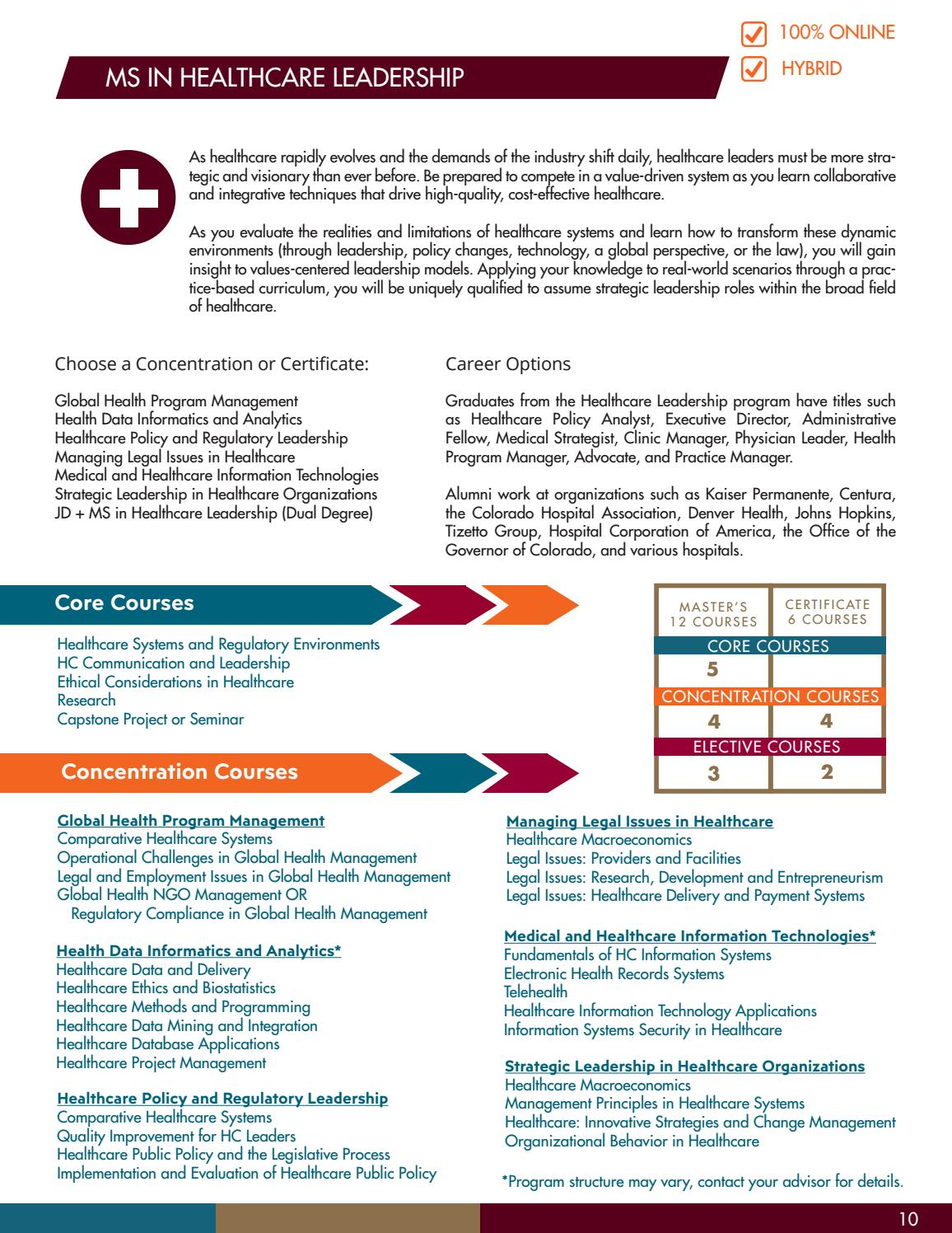 University College | University of Denver 2016-2017 by