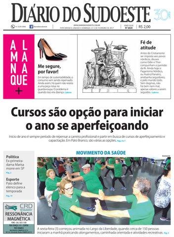 7a673b3804b Diário do sudoeste 4 e 5 de fevereiro de 2017 ed 6820 by Diário do ...