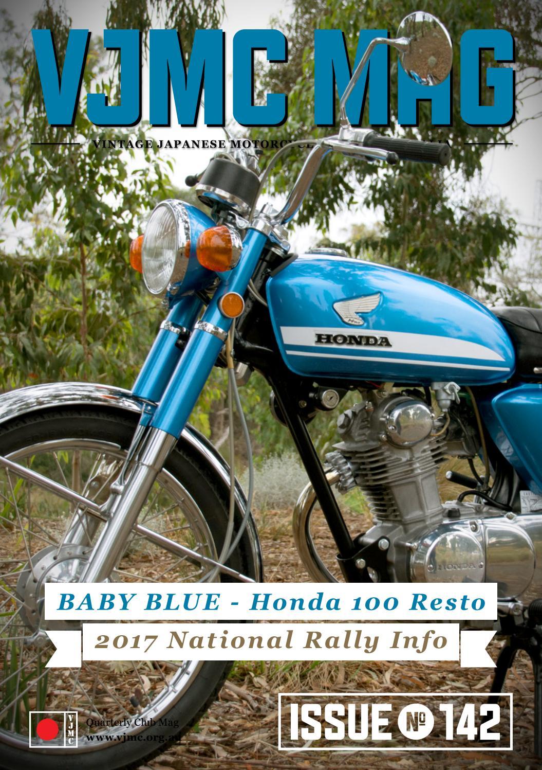 Vjmc 142 By Pepper Publishing Issuu Honda Cb750 Engine Cutaway