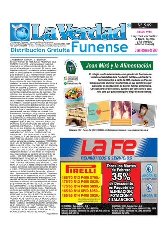 949 03 02 by La Verdad Funense - issuu b349b92c437f