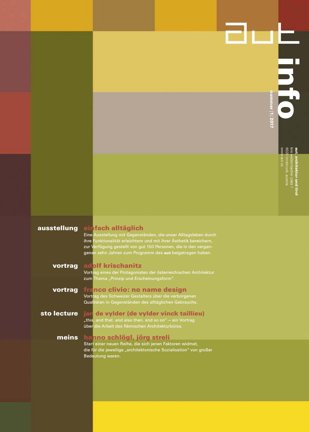 aut: info 1/17 by aut. architektur und tirol - issuu