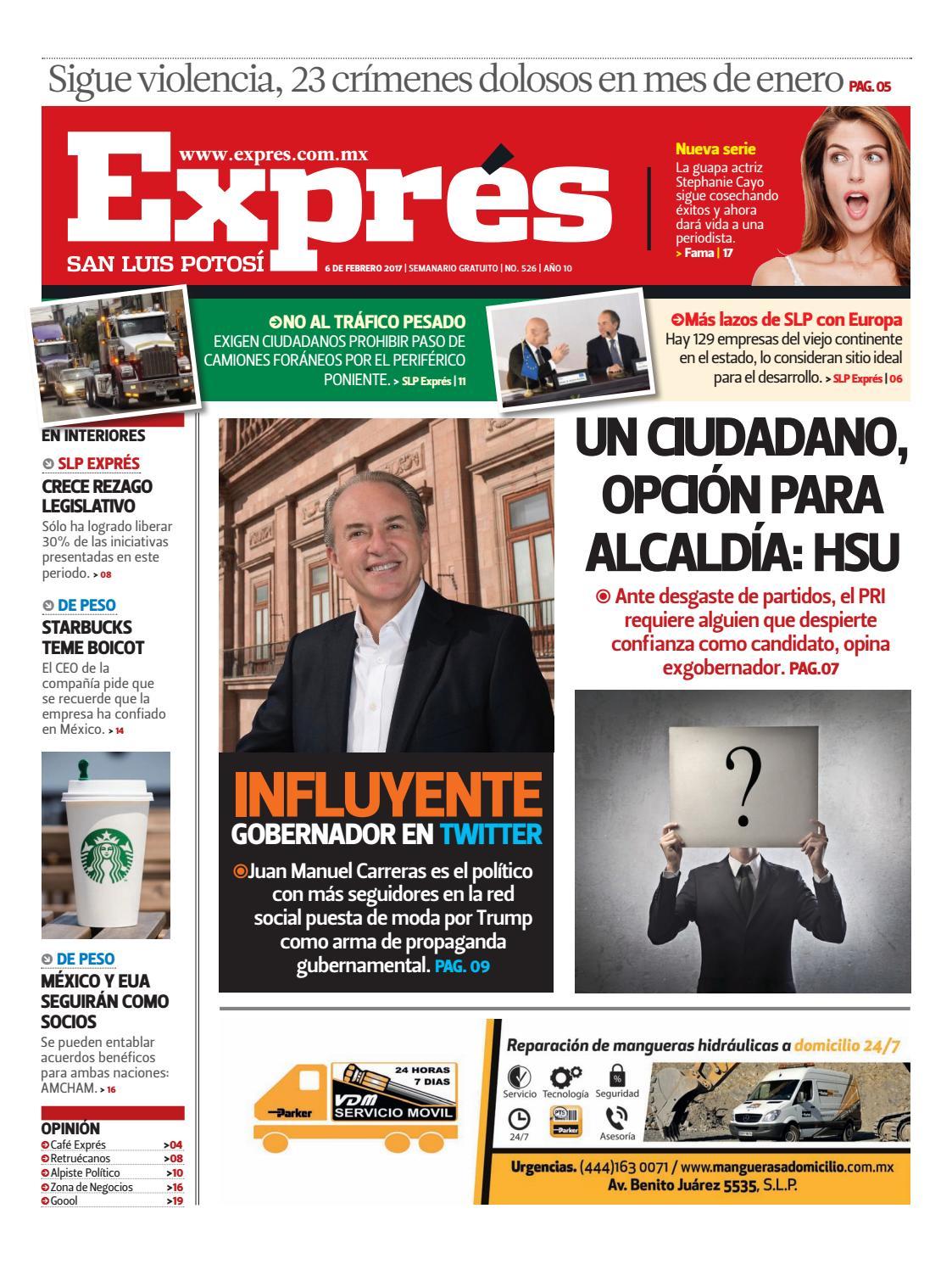 Edición 526 by El Expres - issuu