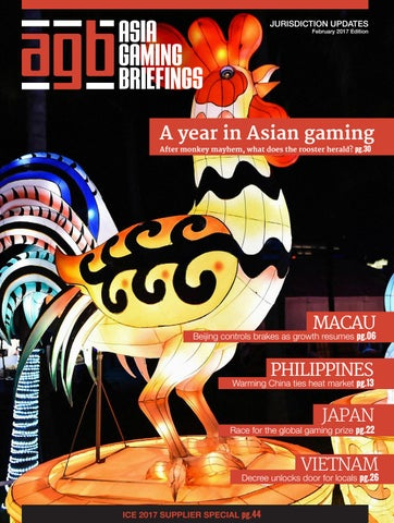 AGBriefings February 2017 by Asia Gaming Brief - issuu