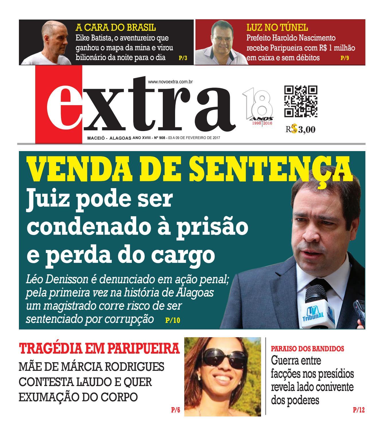 ecaefed07 Edicao908 by Jornal Extra - issuu