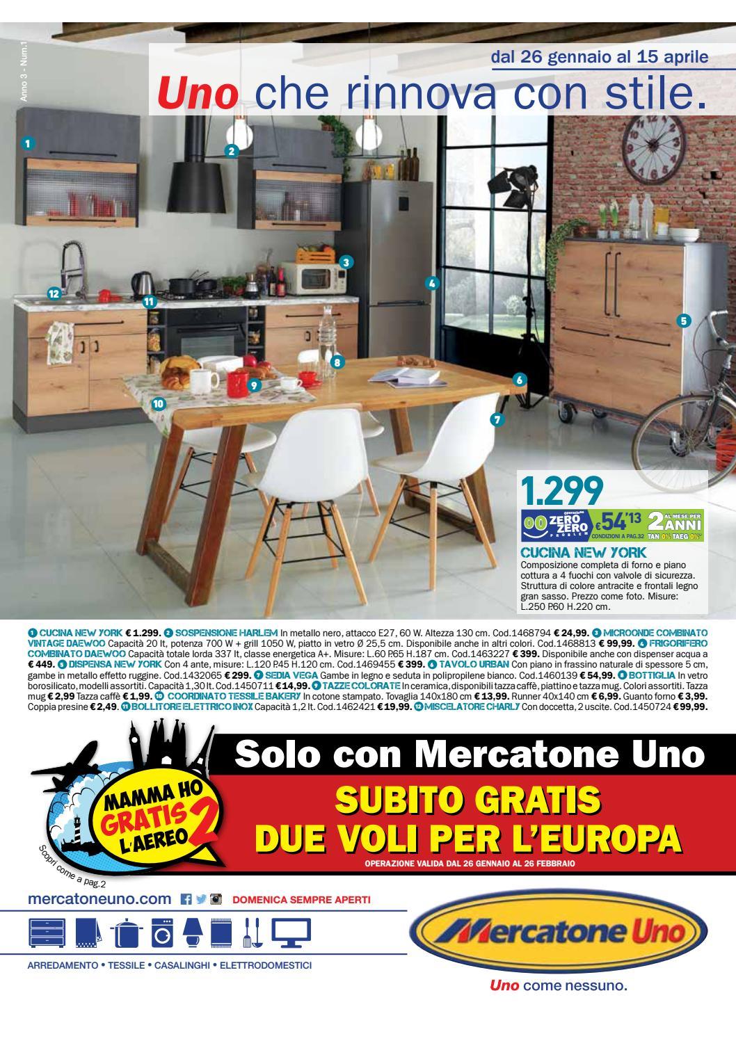 mercatoneuno catalogo 17settembre 18ottobre2015 by ... - Soggiorno Globo Mercatone Uno