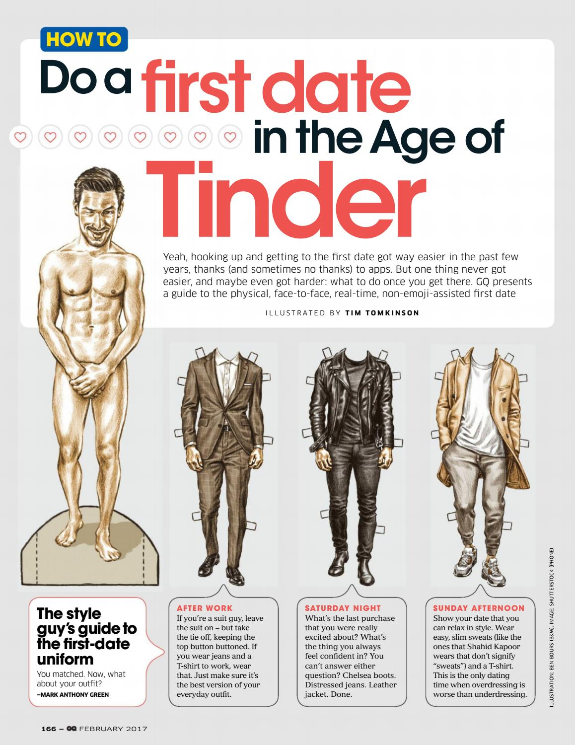 gq dating guide