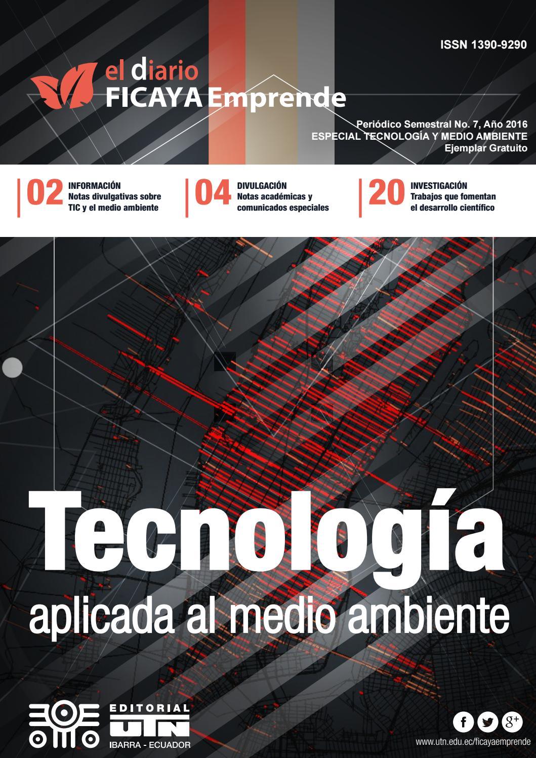 Periódico FICAYA Emprende No. 7 by Editorial Universidad Técnica del ...