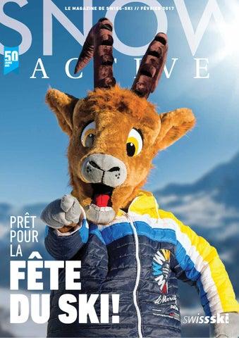 Snowactive Februar 2017 Französisch by Swiss-Ski - issuu ba30f44af5f