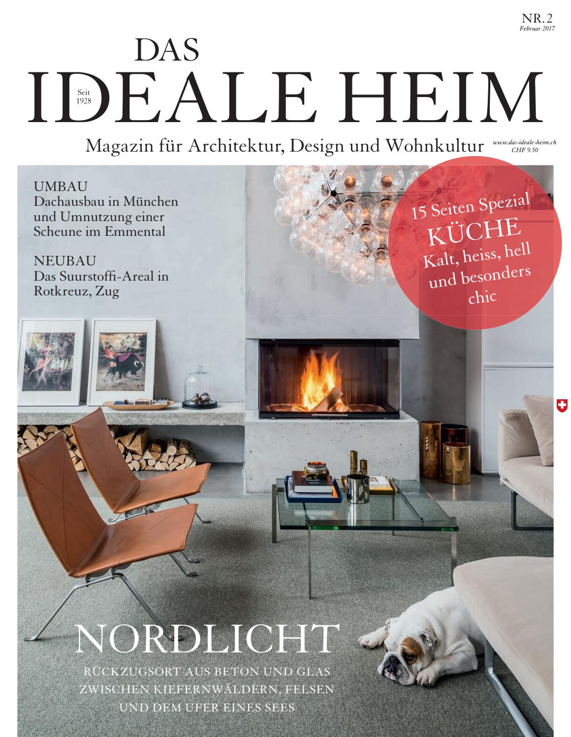 Das Ideale Heim 02/2017 by Archithema Verlag - issuu