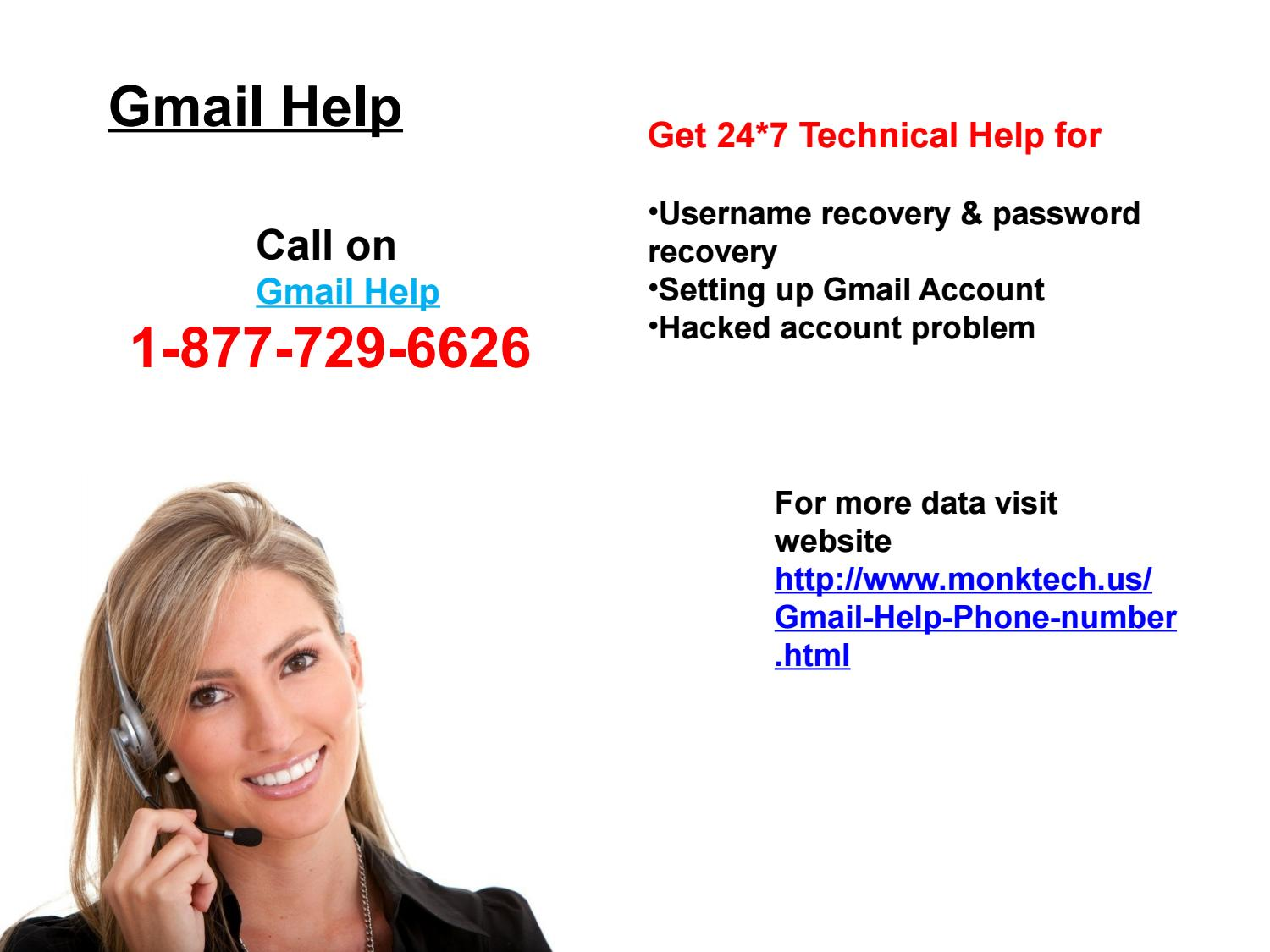 Gmail Phone Number 1-877-729-6626 – A Quick Medium by emile