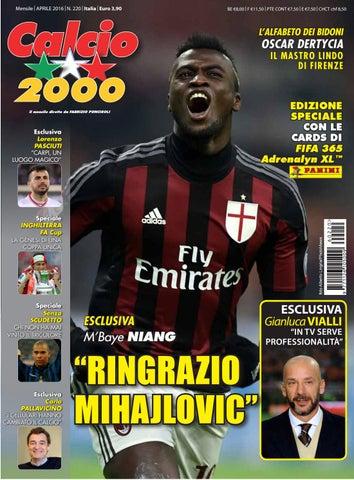 Calcio2000 n.220 by TC C SRL - issuu c9edf4f835c5