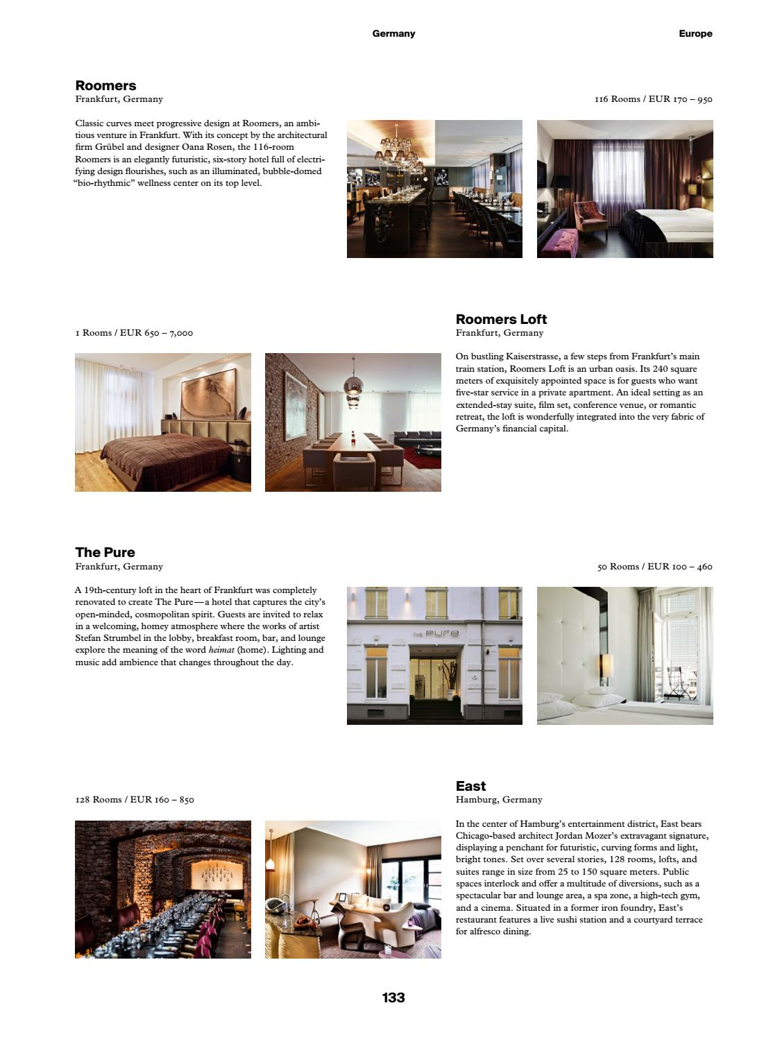 Directions – The Magazine by Design Hotels™ No 13 Issue 2017