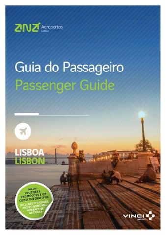 c19d149aaacc0 Guia passageiro  lisboa2017 by ANA Aeroportos de Portugal - issuu