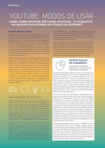Page 10 of YOUTUBE: MODOS DE USAR