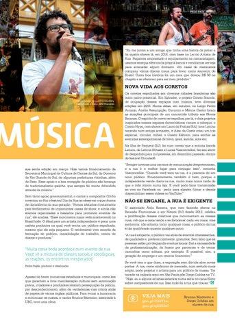 Page 13 of Cal\u00E7ada da m\u00FAsica