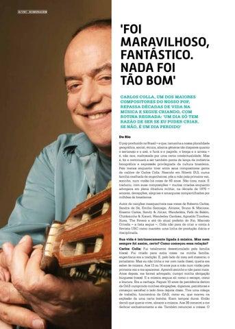 Page 18 of 'FOI MARAVILHOSO, FANT\u00C1STICO. NADA FOI T\u00C3O BOM'