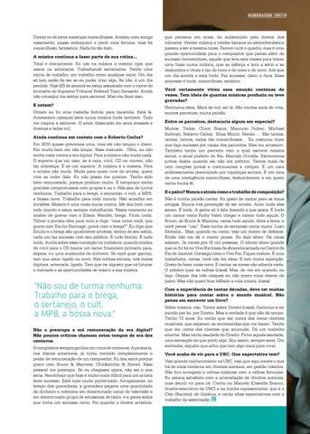 Page 19 of 'FOI MARAVILHOSO, FANT\u00C1STICO. NADA FOI T\u00C3O BOM'