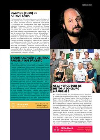 Page 5 of Novidades Nacionais
