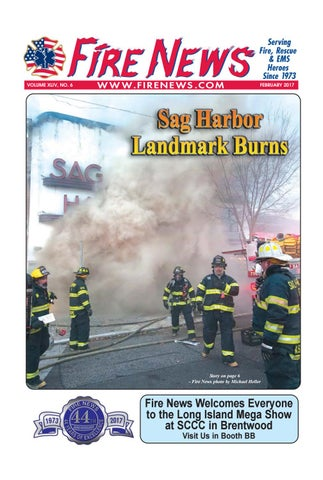 Fire News Long Island 2 17 By