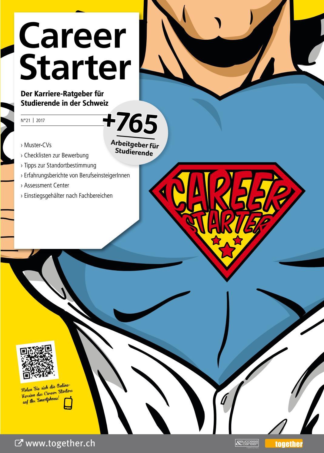 Career Starter - Nr. 21 - Deutsche Ausgabe - 2017 by ...