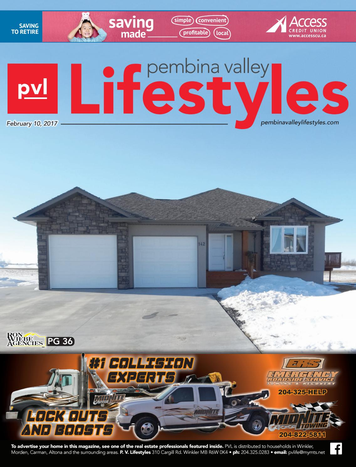Lifestyles February 10 2017 By Pembina Valley Lifestyles Issuu