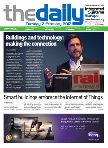 ISE Daily Tuesday 07 February 2017 by Future PLC - issuu