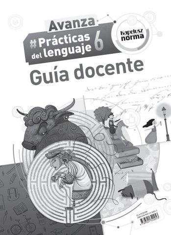 Gd lengua 6 avanza by Kapelusz Norma - issuu