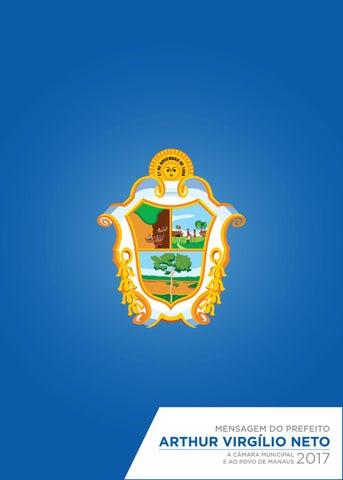 076c1919ce Mensagem - 2017 by Prefeitura de Manaus - issuu