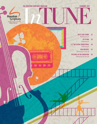8ff42dd2dffb InTune — The Houston Symphony Magazine — February 2017 by Houston ...