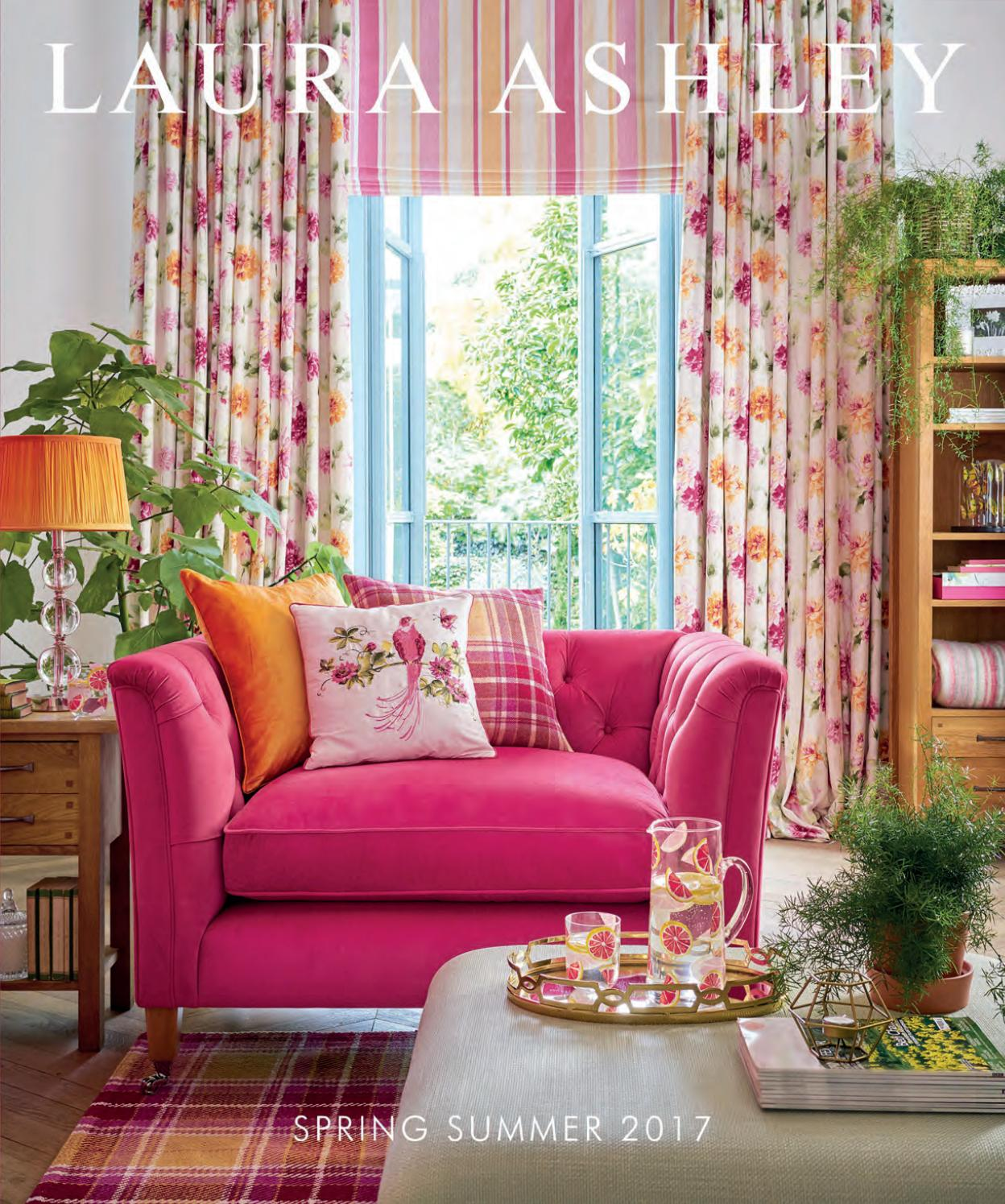 Laura Ashley Furniture Stores: LAURA ASHLEY Home SS 2017 New Catalogue By Stanislav