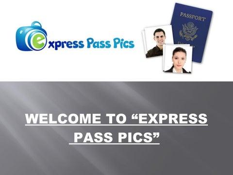 Online Passport Photo Generator - Express Pass Pics by