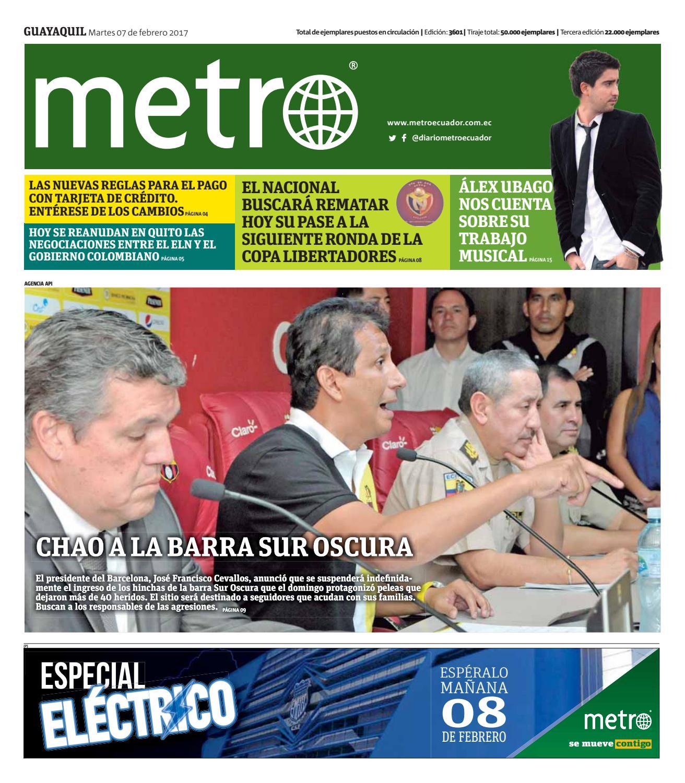 20170207_ec_guayaquil by metro ecuador - issuu