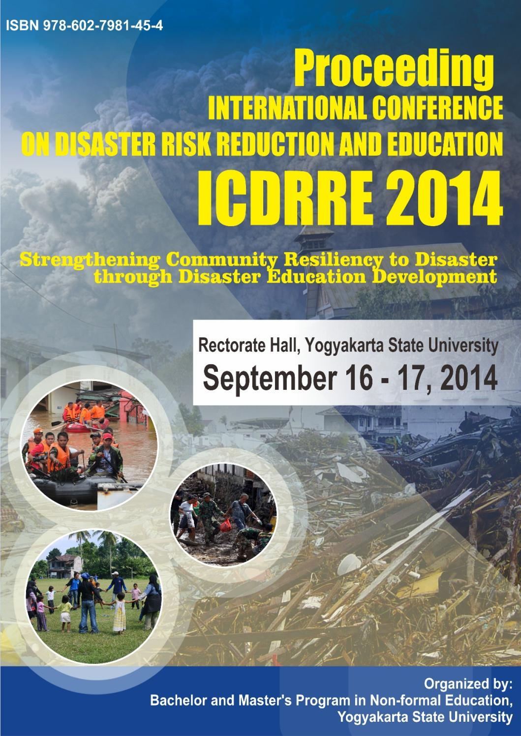Proceeding Icdrre 2014 By Pls Fip Uny Issuu