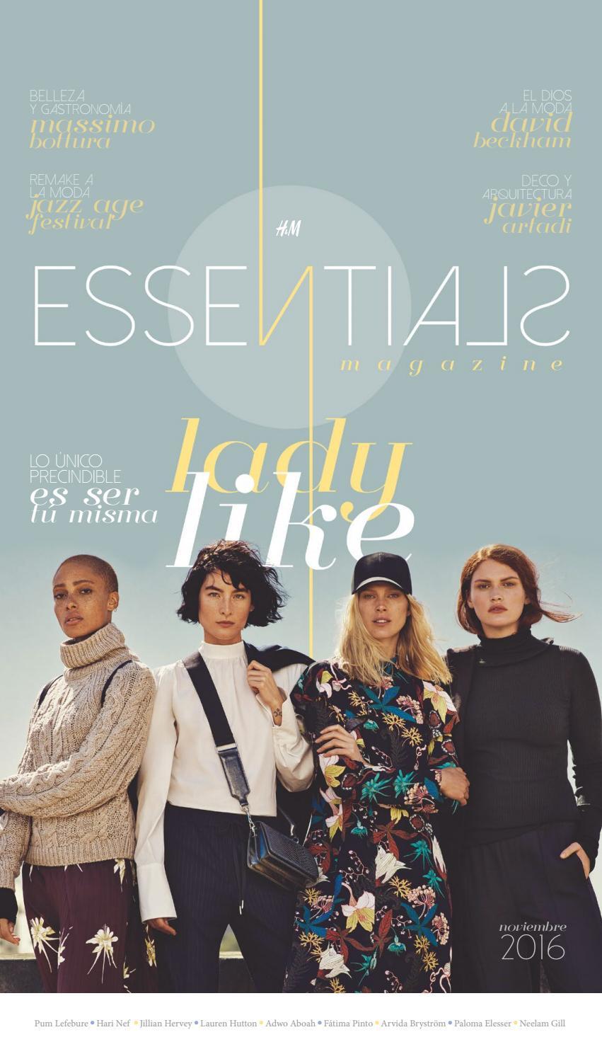 ESSENTIALS Magazine by Bruno Guerra Nores - issuu