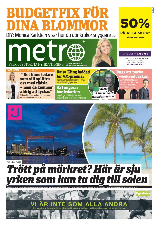 f07669dd726a 20170207_se_goteborg by Metro Sweden - issuu