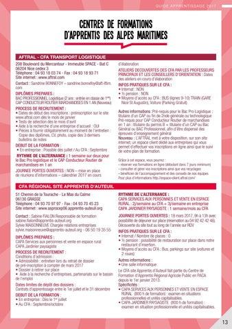 9df5c6a511c Guide de l apprentissage 2017 by CCI Nice Côte d Azur - issuu