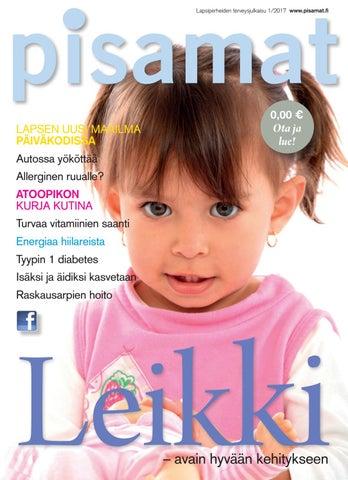 "Cover of ""Pisamat 1 2017"""