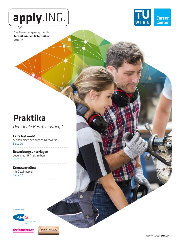 apply.ING. 2016/17 by TU Career Center GmbH - issuu