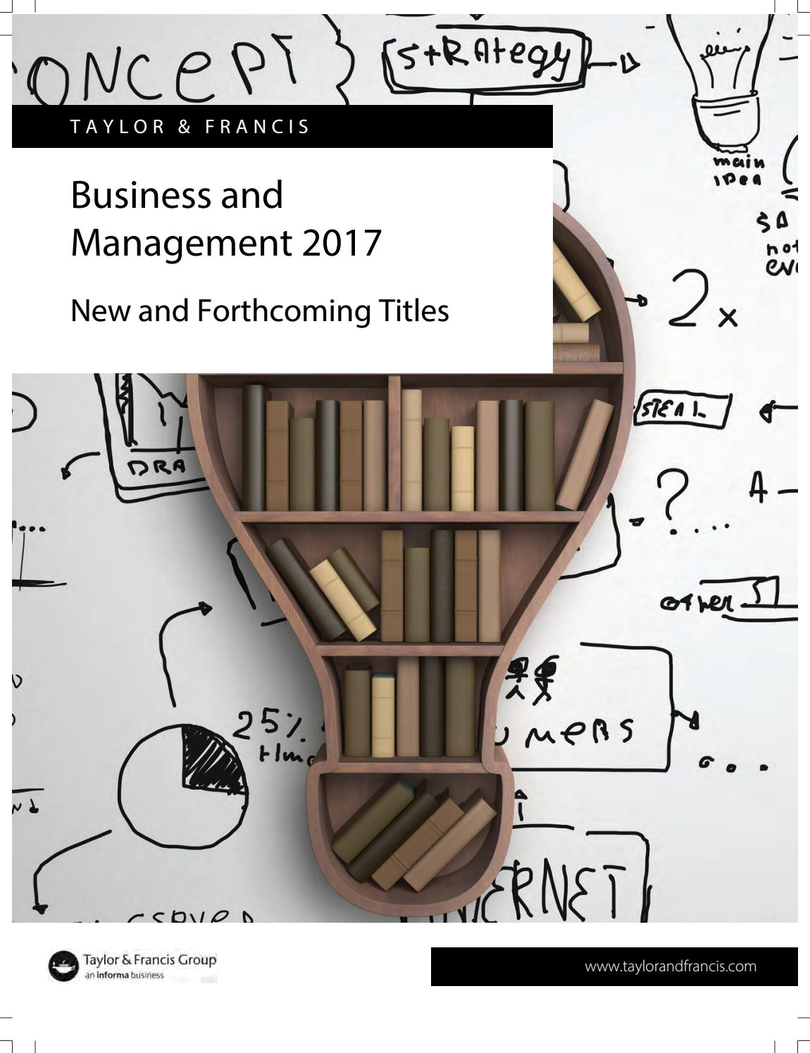 Tf business management 2017 by SCIENTIFIC BOOKS INFORMATION