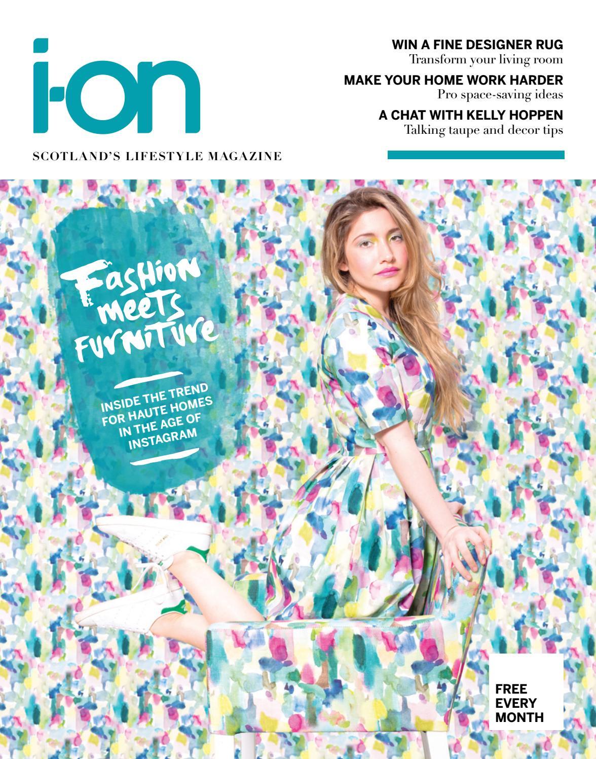 i-on magazine | February 2017 by i-on Edinburgh - issuu