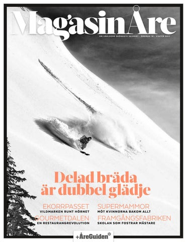 dfdc08d40392 Magasin Åre Winter 2012 by Magasin Åre - issuu