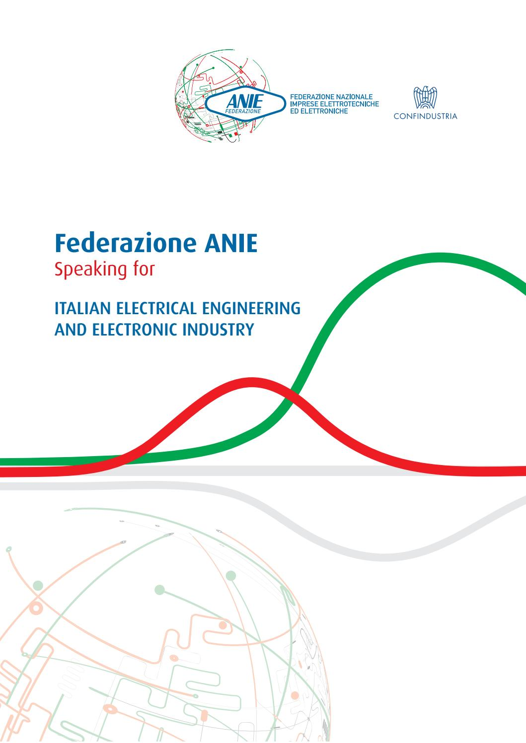 Federazione Anie Speaking For Italian Electrical Engineering And Powertronixinductor1jpg Electronic Industry By Issuu
