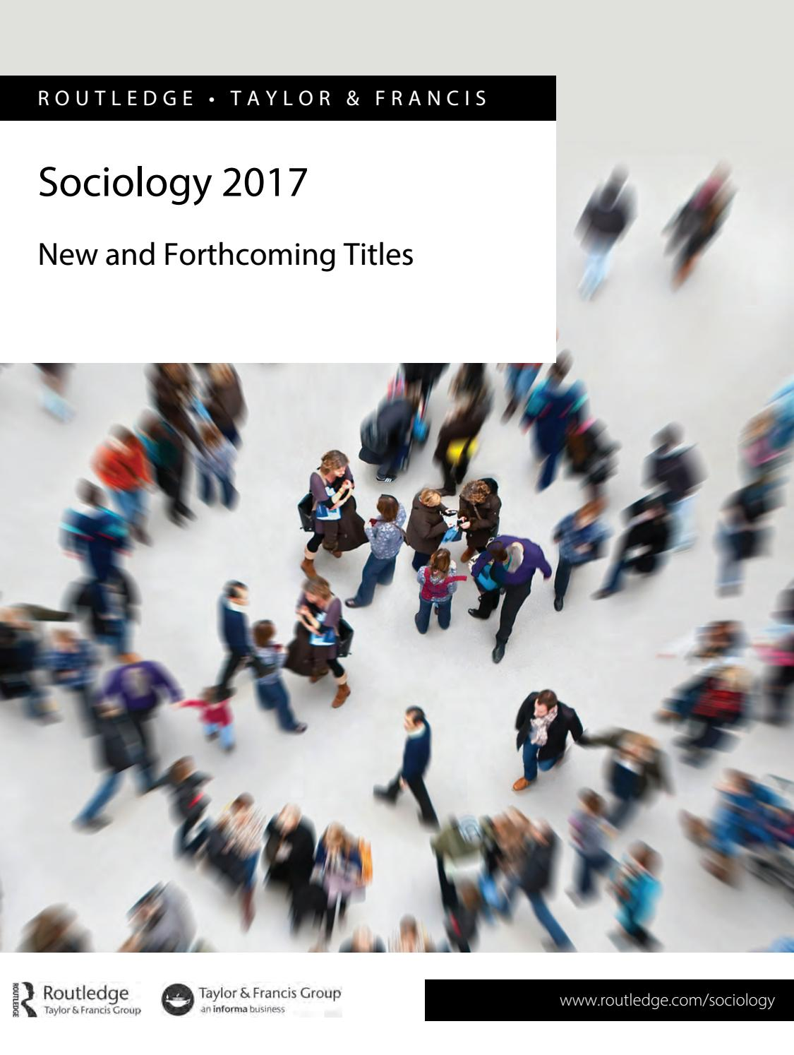 sociology paper race and ethnicity In this research brief, we highlight the new journal sociology of race and ethnicity.