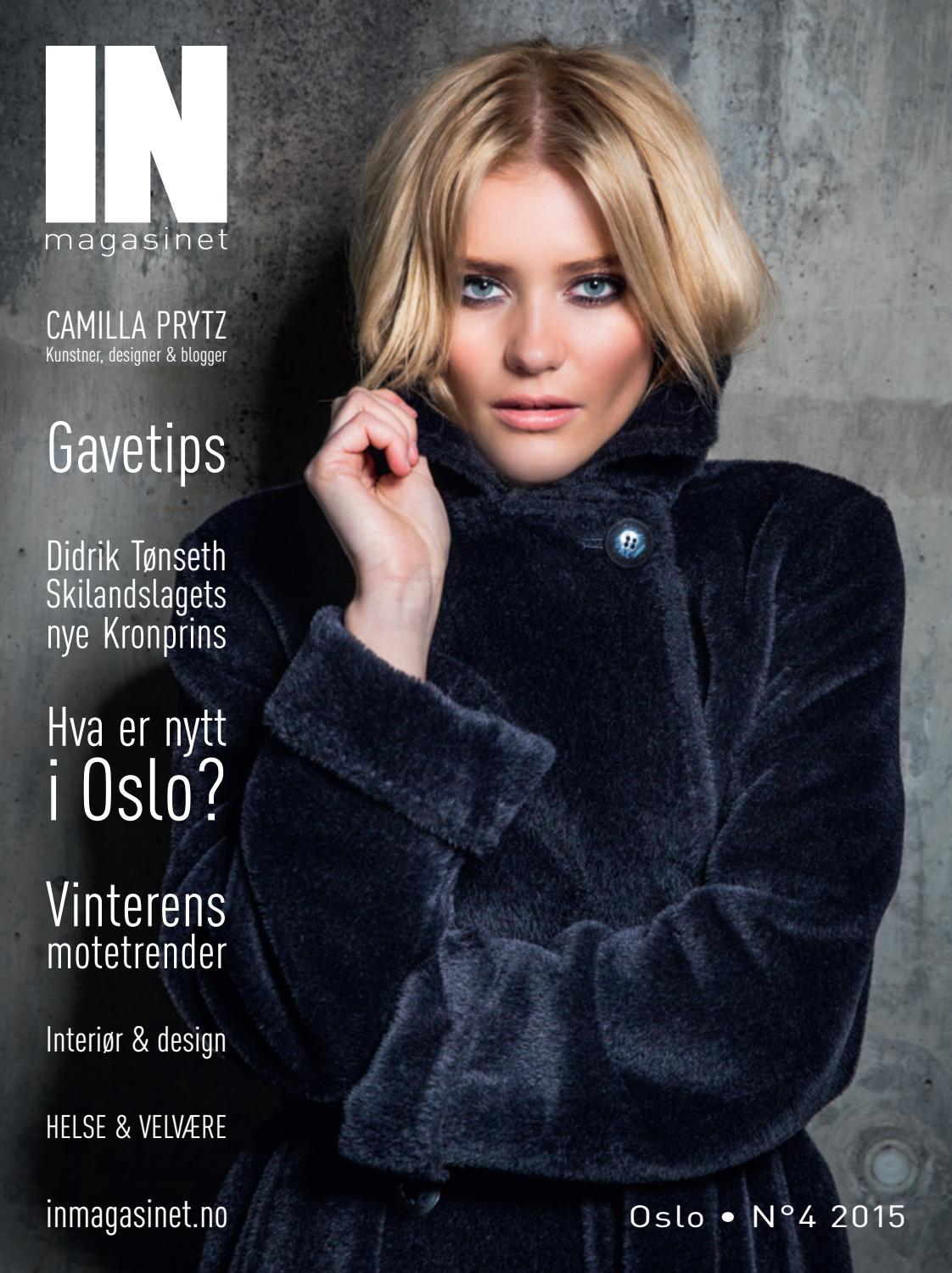 e62692a4 IN Oslo 04 2015 by IN magasinet - issuu