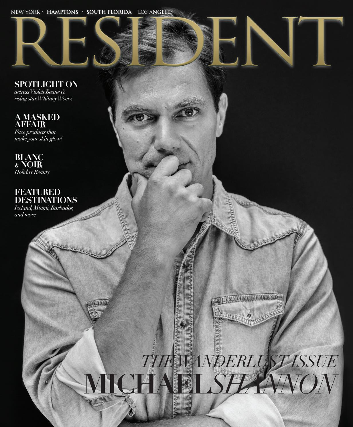 Resident Magazine November 2016 Issue By Issuu D Island Casual Wrinkle Vintage